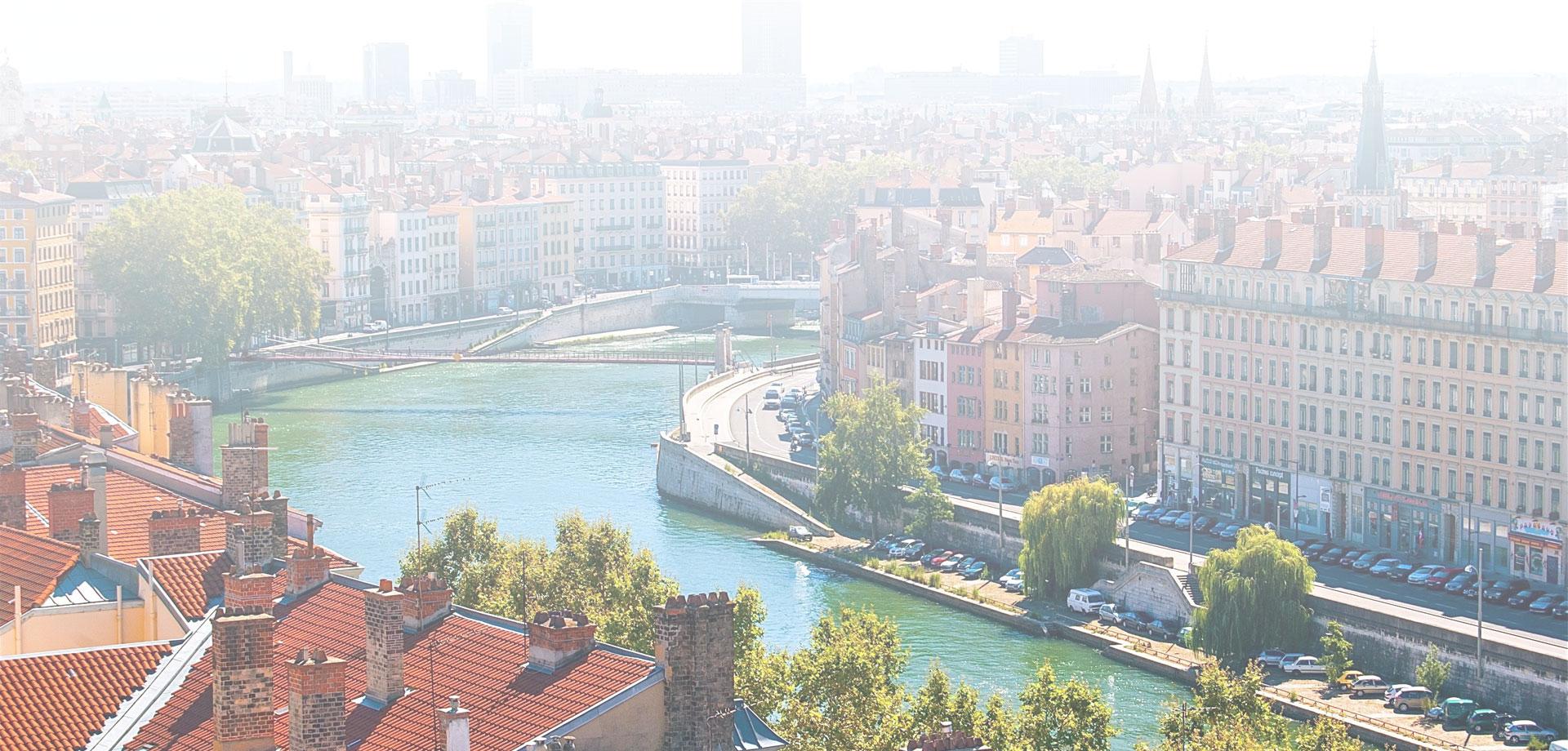 L'univers immobilier à Lyon